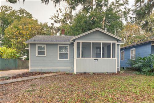 Photo of 7330 WILDER AVE, JACKSONVILLE, FL 32208 (MLS # 1030712)
