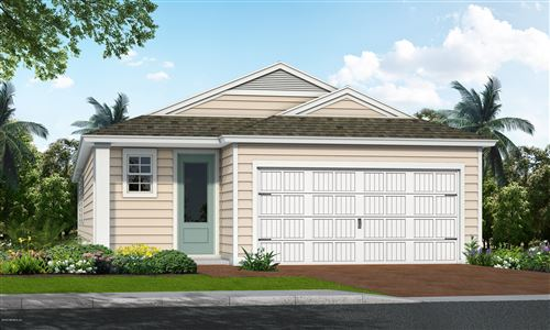 Photo of 181 CREEKMORE DR #Lot No: 373, ST AUGUSTINE, FL 32092 (MLS # 1086718)
