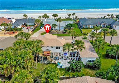 Photo of 830 BEACH AVE, ATLANTIC BEACH, FL 32233 (MLS # 982722)