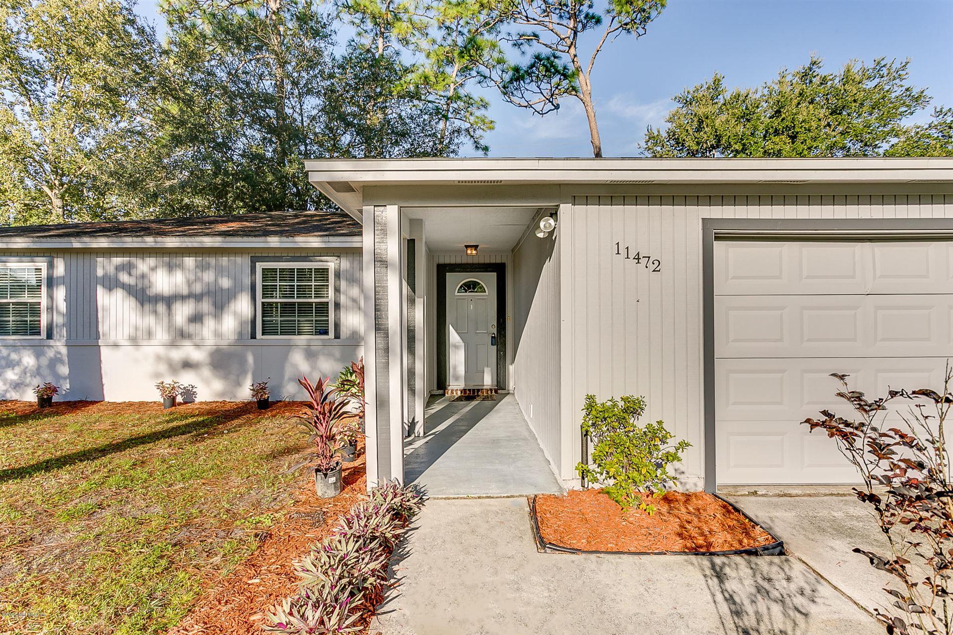 11472 CYPRESS BEND CT, Jacksonville, FL 32223 - MLS#: 1071722