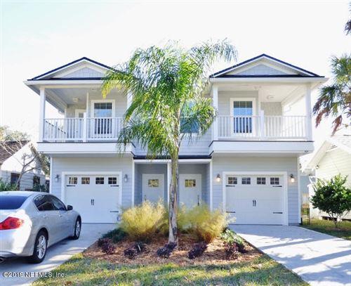 Photo of 424 4TH AVE S, JACKSONVILLE BEACH, FL 32250 (MLS # 1030727)