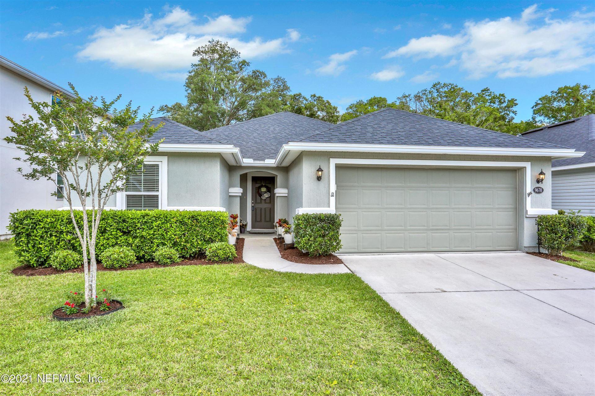 9670 ABBY GLEN CIR, Jacksonville, FL 32257 - MLS#: 1108733
