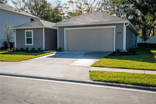 Photo of 10662 ABBOT COVE DR #Lot No: 26, JACKSONVILLE, FL 32225 (MLS # 1028735)