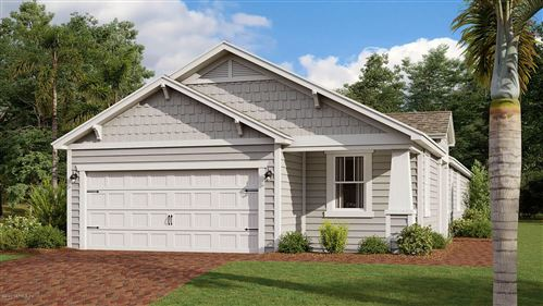 Photo of 215 THISTLETON WAY #Lot No: 119, ST AUGUSTINE, FL 32092 (MLS # 1087737)