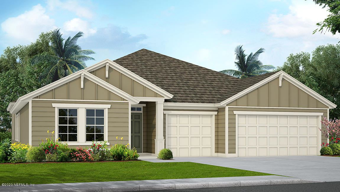 3118 LITTLE KERN LN #Lot No: 24, Jacksonville, FL 32226 - MLS#: 1058743
