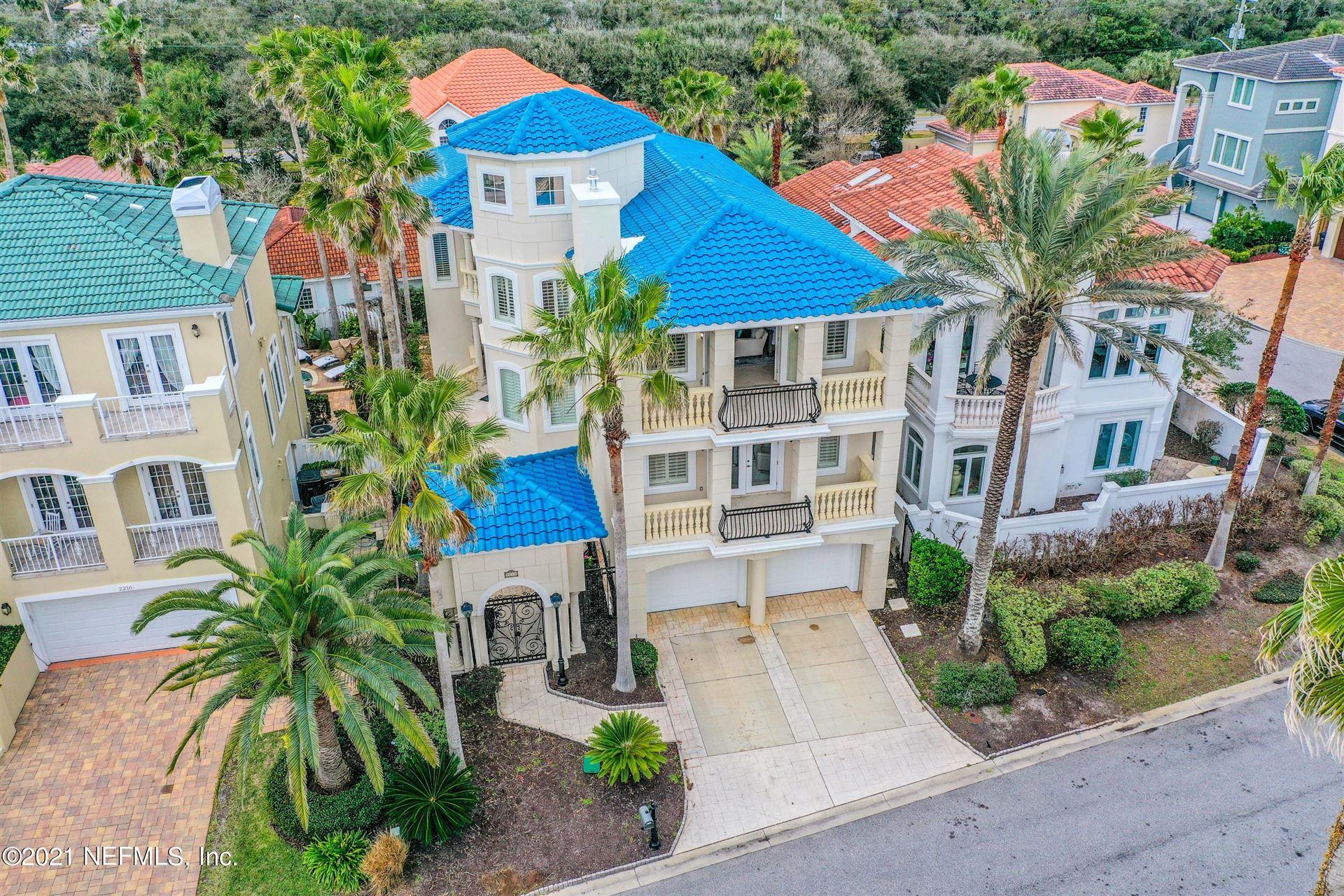 2218 ALICIA LN #Lot No: 21, Atlantic Beach, FL 32233 - MLS#: 1117745