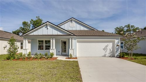 Photo of 199 CHASEWOOD DR #Lot No: 10, ST AUGUSTINE, FL 32095 (MLS # 1027746)
