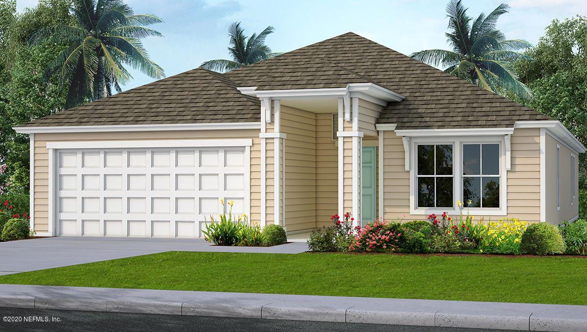 3136 LITTLE KERN LN #Lot No: 27, Jacksonville, FL 32226 - MLS#: 1058749