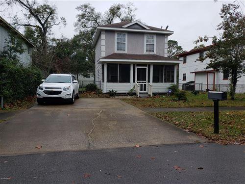 Photo of 3810 N LEE ST, JACKSONVILLE, FL 32209 (MLS # 1029757)
