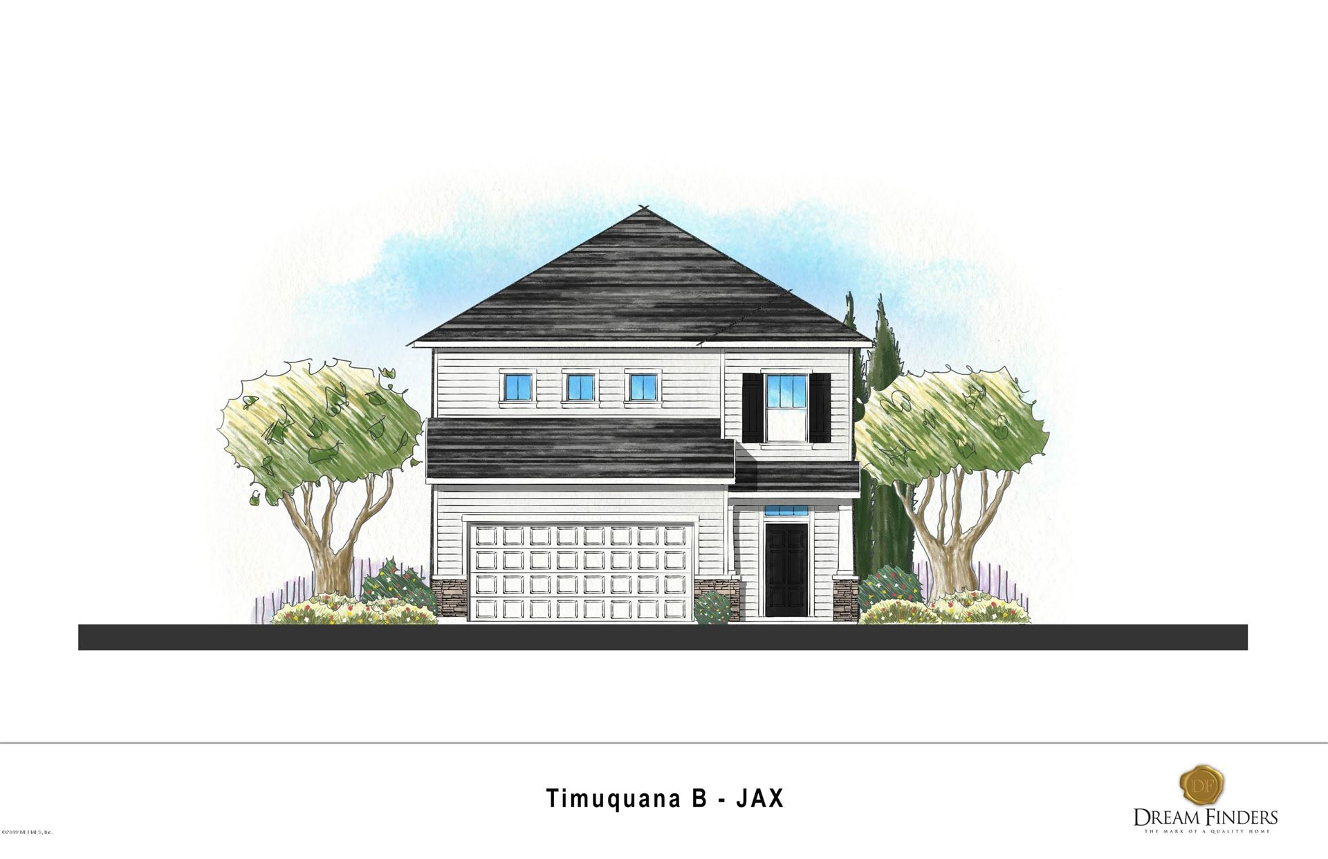 255 HOLLY FOREST DR #Lot No: 3-111, ST AUGUSTINE, FL 32092 - MLS#: 1061759