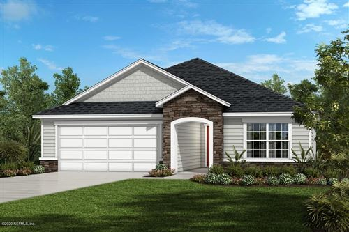 Photo of 14379 BARTRAM CREEK BLVD #Lot No: 510, JACKSONVILLE, FL 32259 (MLS # 1072763)