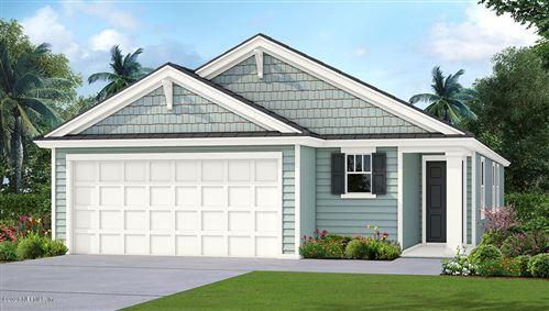Photo of 8029 CAPE FOX DR #Lot No: 340, JACKSONVILLE, FL 32222 (MLS # 1044766)