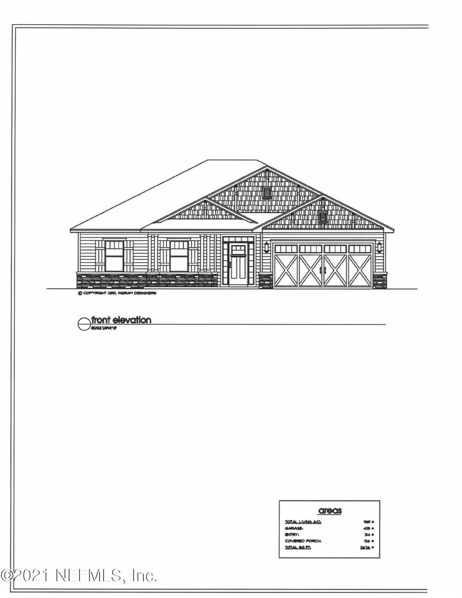 LOT 1 SUNSET AVE, Green Cove Springs, FL 32043 - MLS#: 1106768