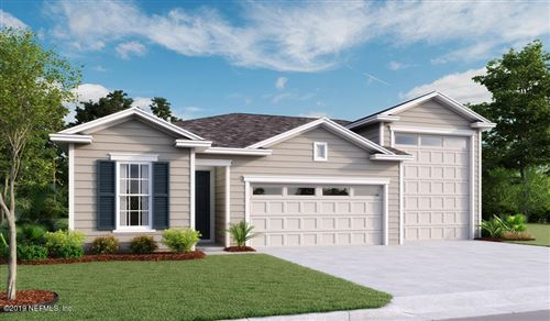 Photo of 232 DEERFIELD FOREST DR #Lot No: 72, ST AUGUSTINE, FL 32086 (MLS # 1024783)