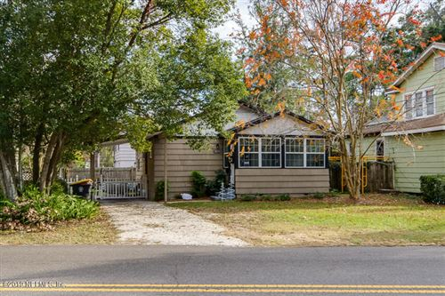 Photo of 3870 PARK ST, JACKSONVILLE, FL 32205 (MLS # 1028788)