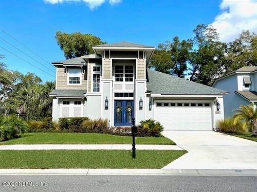 Photo of 14407 ALDEA COVE DR #Lot No: 1, JACKSONVILLE, FL 32224 (MLS # 1037791)