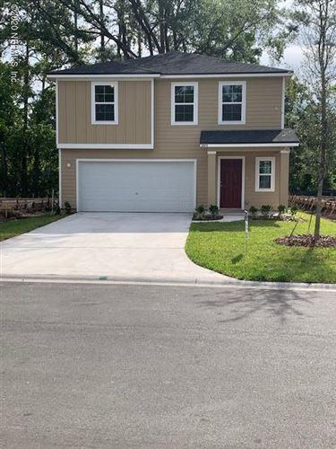 Photo of 2575 GLORY TRL #Lot No: 021, JACKSONVILLE, FL 32210 (MLS # 1029793)