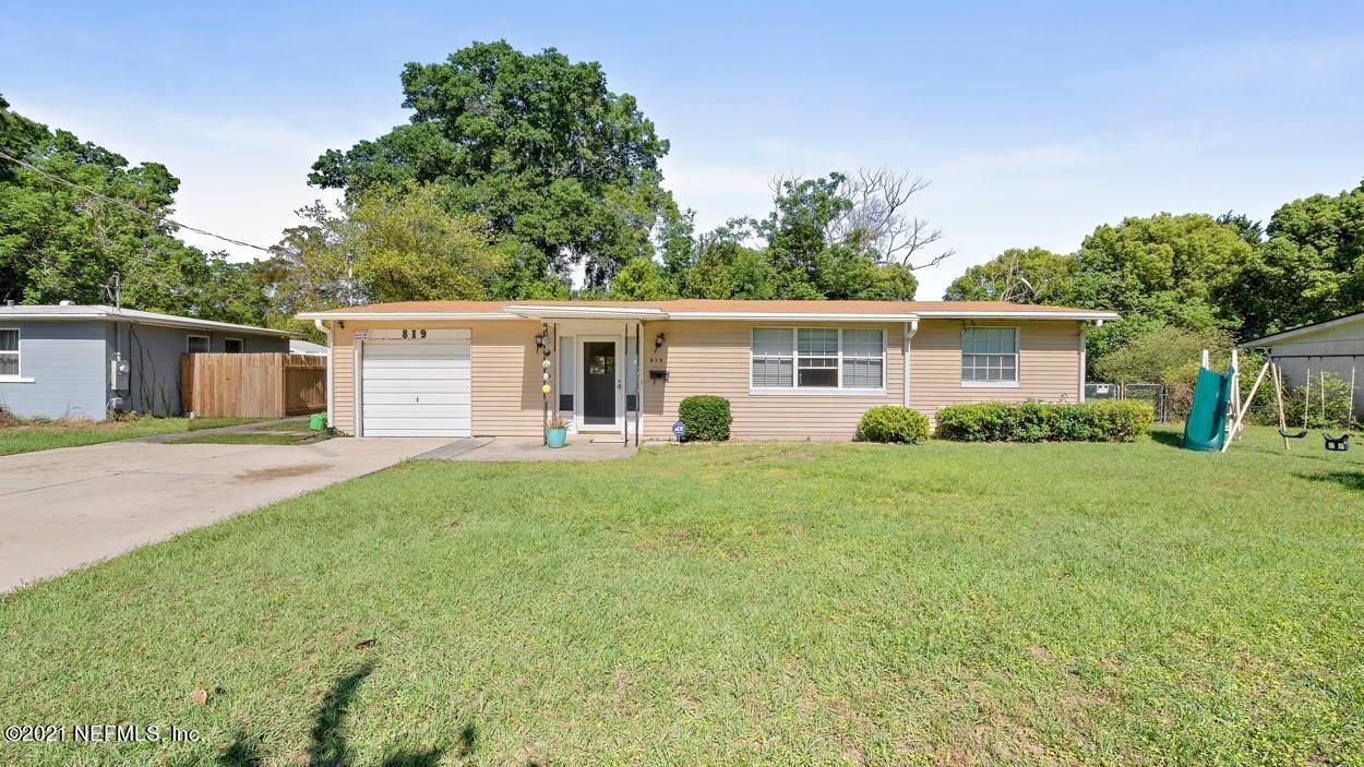 819 LEAFY LN, Jacksonville, FL 32216 - MLS#: 1106793