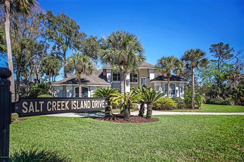 Photo of 1203 Salt Creek Island DR #Lot No: 32, PONTE VEDRA BEACH, FL 32082 (MLS # 1054794)
