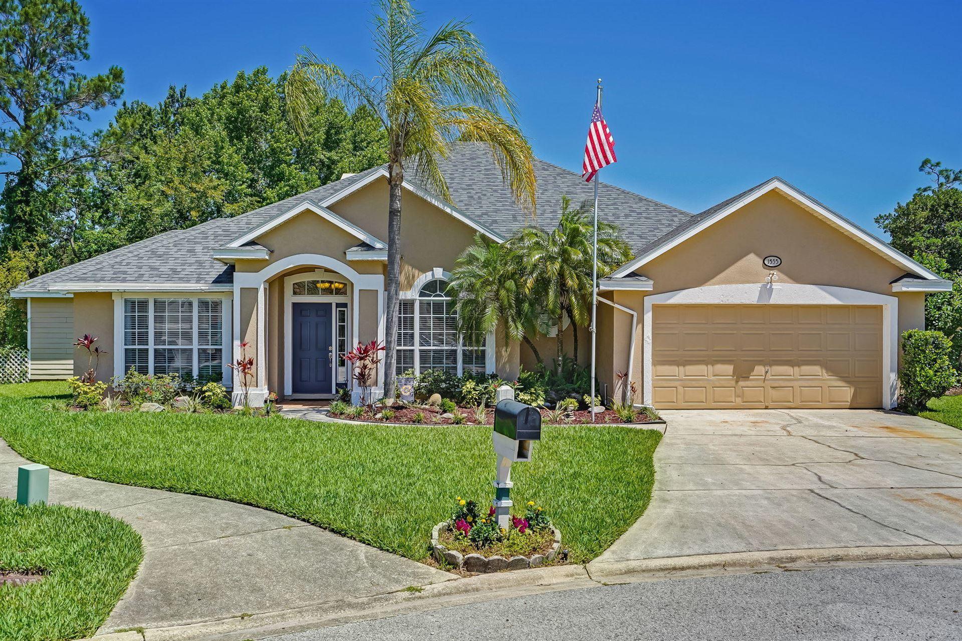 Photo of 1555 LAKEWAY DR, ORANGE PARK, FL 32003 (MLS # 1108795)