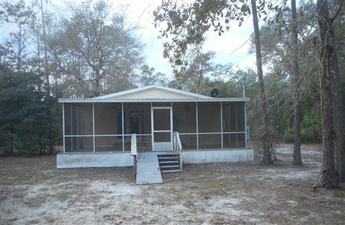 Photo of 109 OCALA DR, GEORGETOWN, FL 32139 (MLS # 1026796)