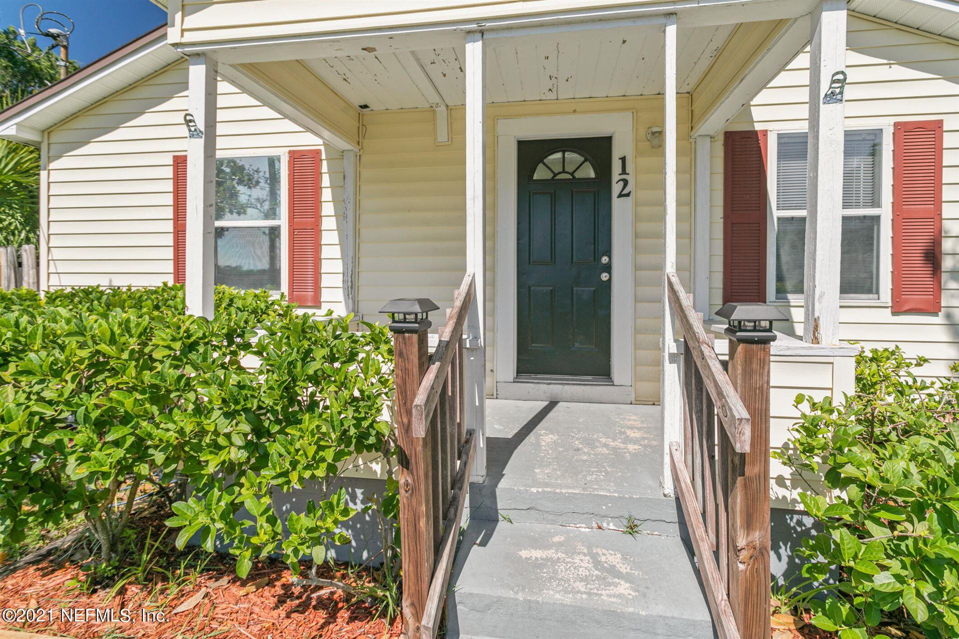 12 S OAKRIDGE AVE, Green Cove Springs, FL 32043 - MLS#: 1108796