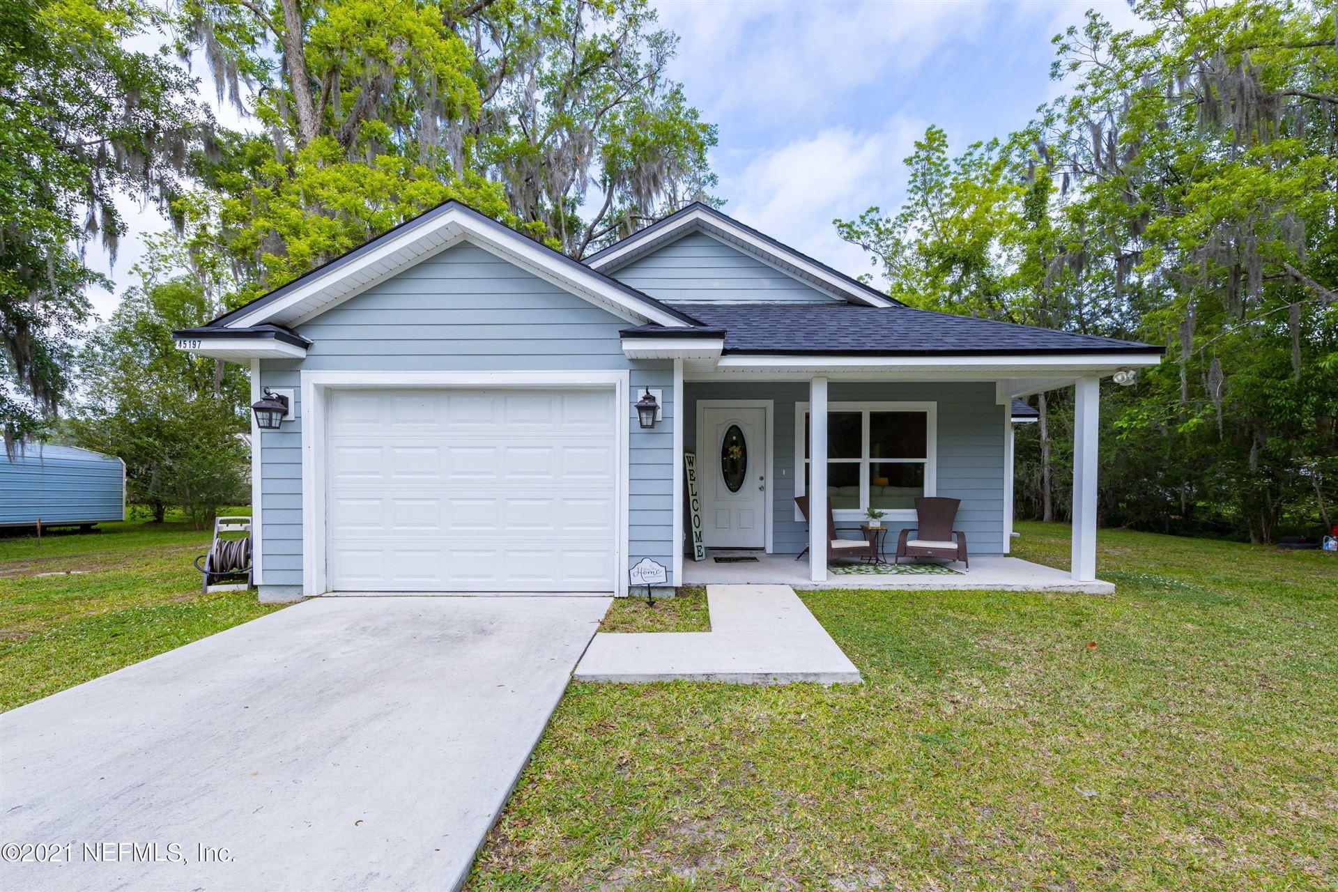 45197 GREEN AVE #Lot No: 5,8, Callahan, FL 32011 - MLS#: 1107799