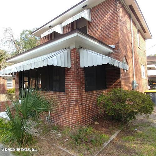 Photo of 419 W 24TH ST, JACKSONVILLE, FL 32206 (MLS # 1044813)
