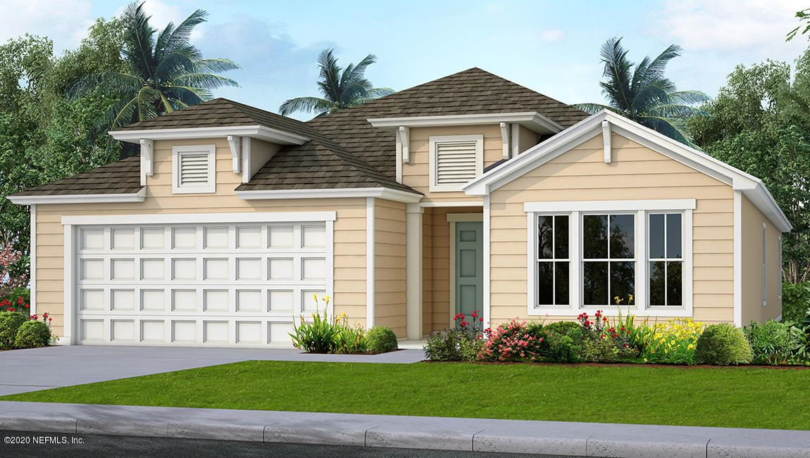 3178 LITTLE KERN LN #Lot No: 34, Jacksonville, FL 32226 - MLS#: 1058828