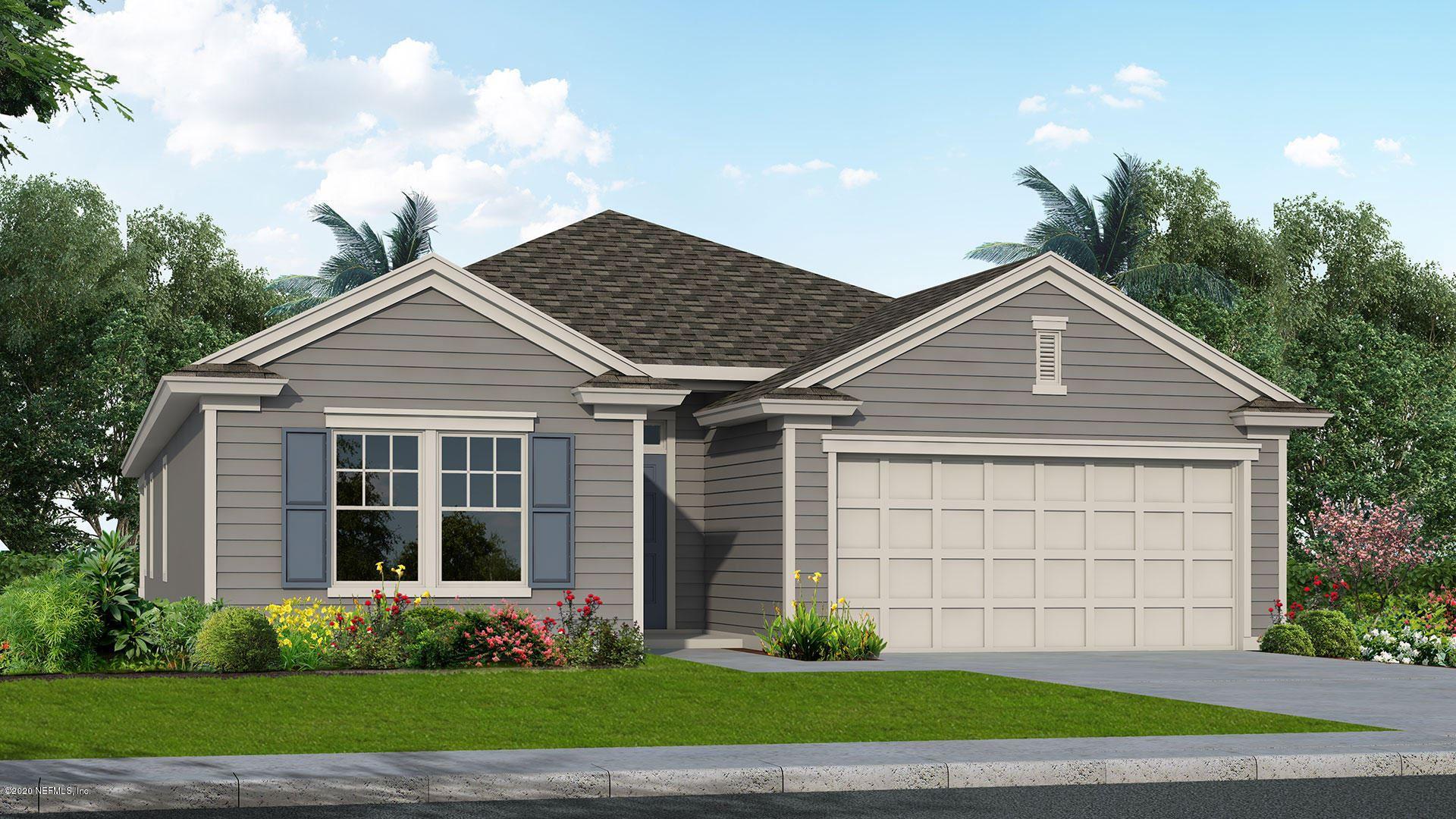 3184 LITTLE KERN LN #Lot No: 35, Jacksonville, FL 32226 - MLS#: 1058831