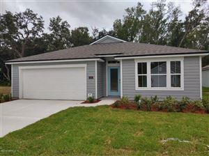 Photo of 172 CHASEWOOD DR #Lot No: 20, ST AUGUSTINE, FL 32095 (MLS # 1006833)