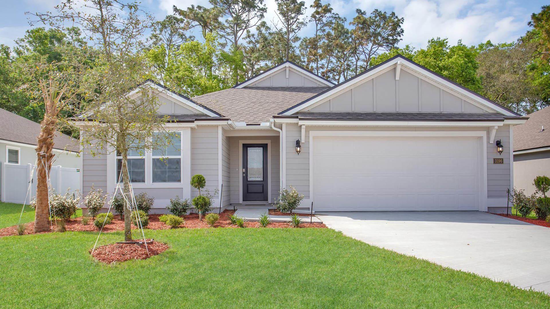 3196 LITTLE KERN LN #Lot No: 37, Jacksonville, FL 32226 - MLS#: 1058837