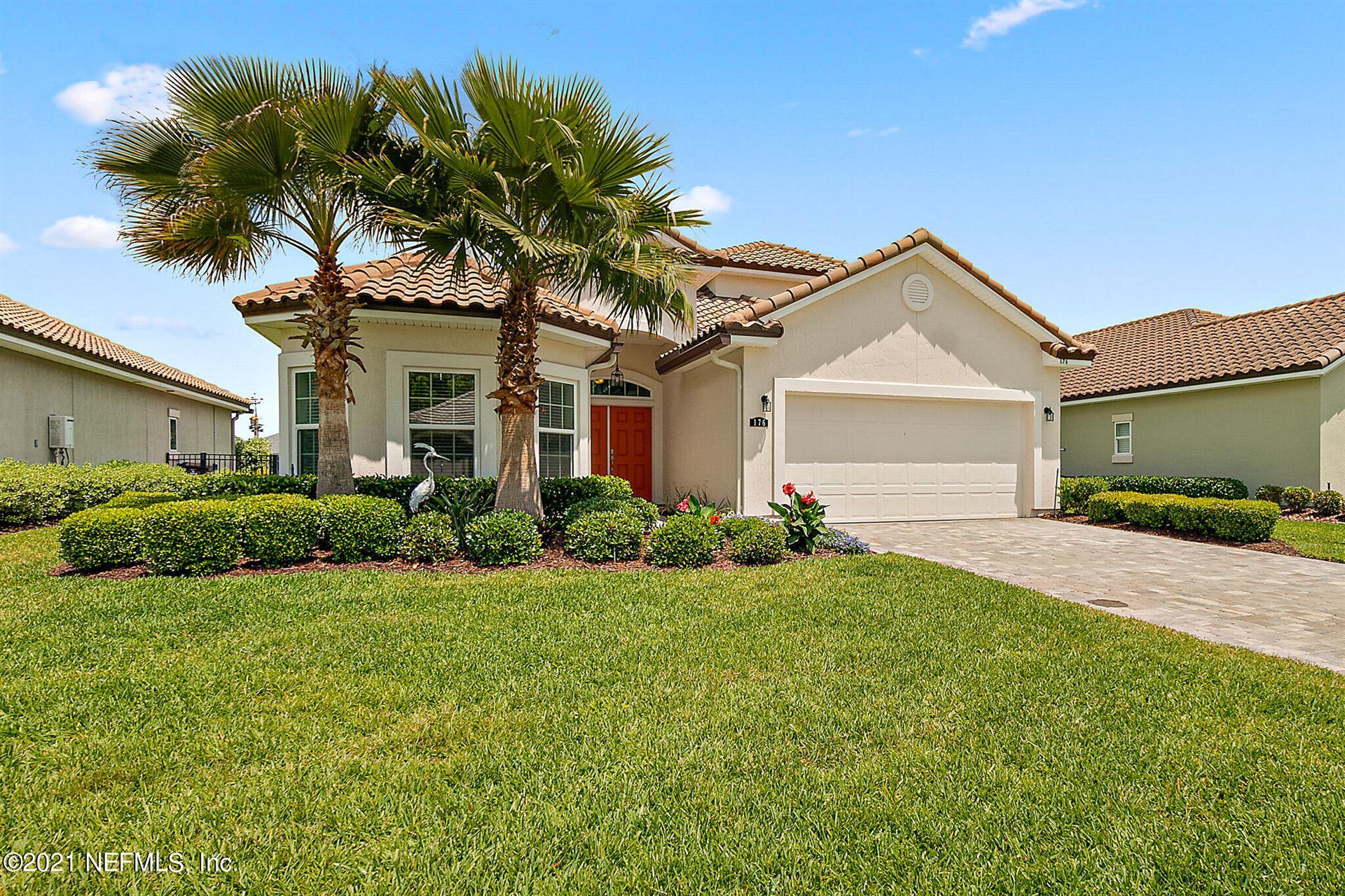 176 PORTADA DR, Saint Augustine, FL 32095 - MLS#: 1107841