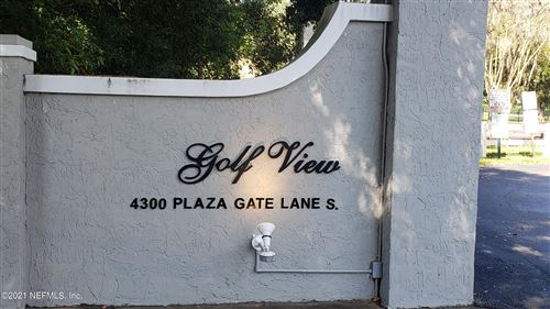 Photo of 4330 PLAZA GATE LN #Unit No: 101, JACKSONVILLE, FL 32217 (MLS # 1137853)