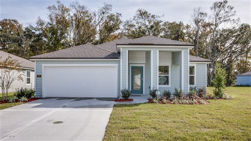 Photo of 162 CHASEWOOD DR #Lot No: 19, ST AUGUSTINE, FL 32095 (MLS # 1006855)