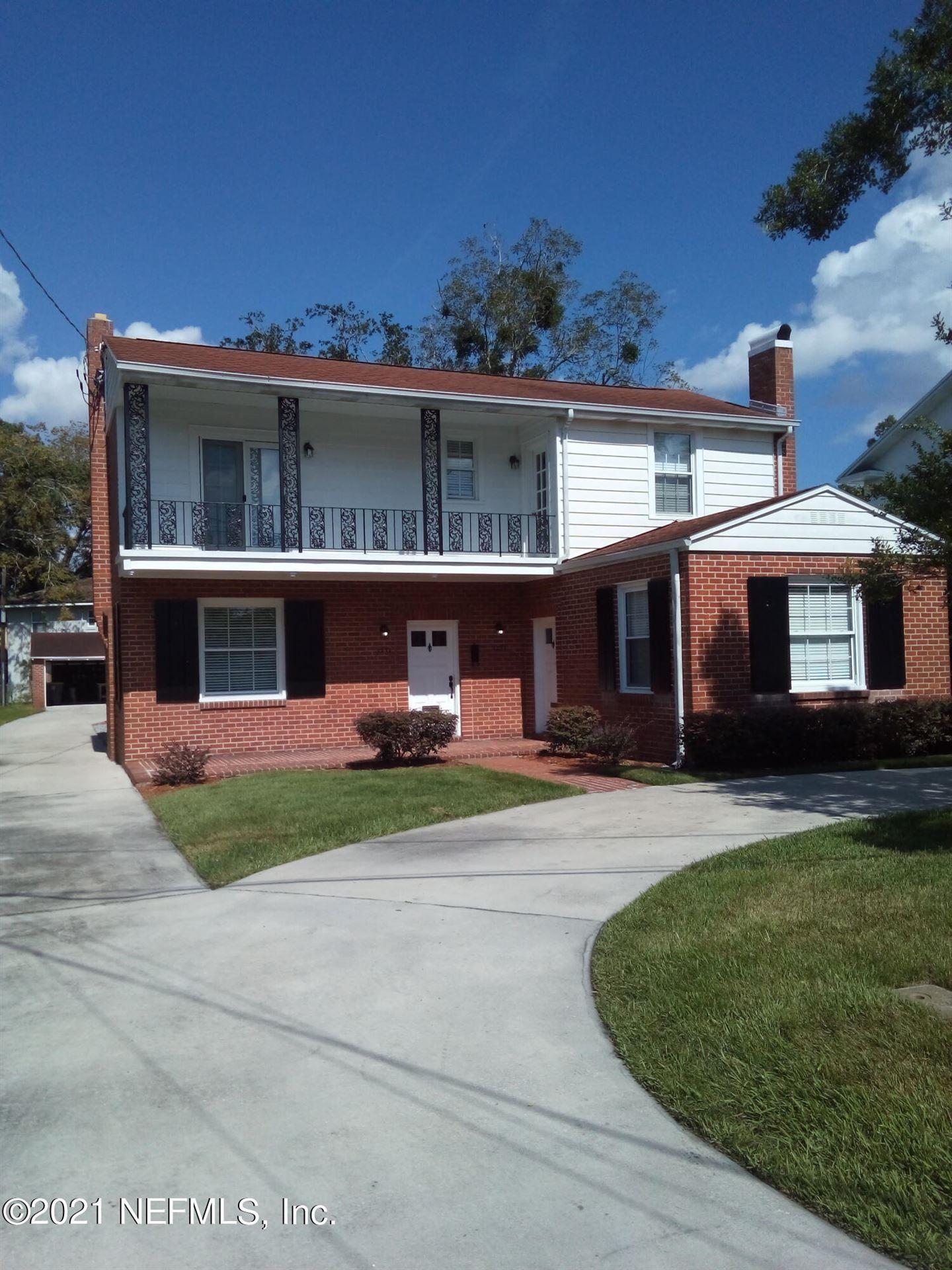 Photo of 1271 BELMONT TER, JACKSONVILLE, FL 32207 (MLS # 1136856)