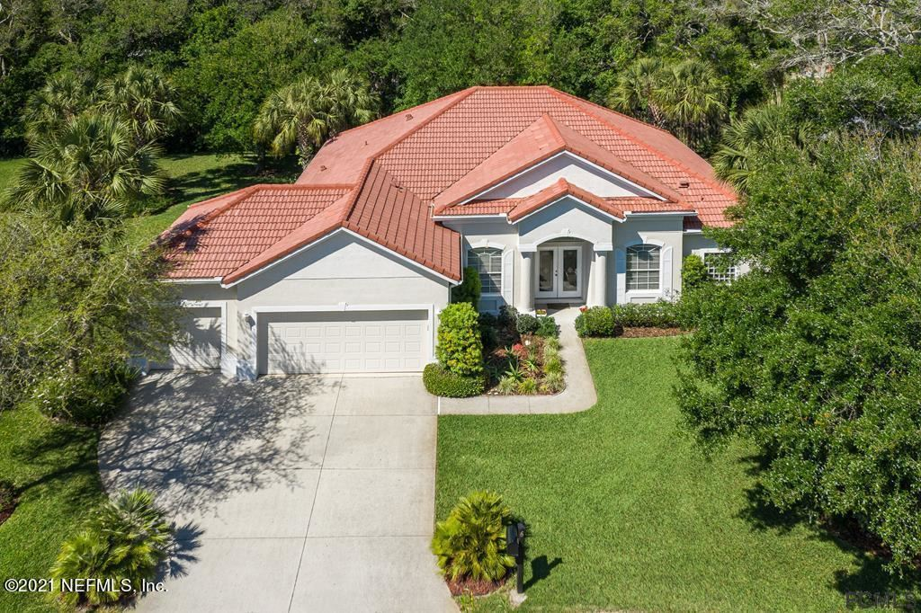 6 FLAGSHIP CT, Palm Coast, FL 32137 - MLS#: 1106860