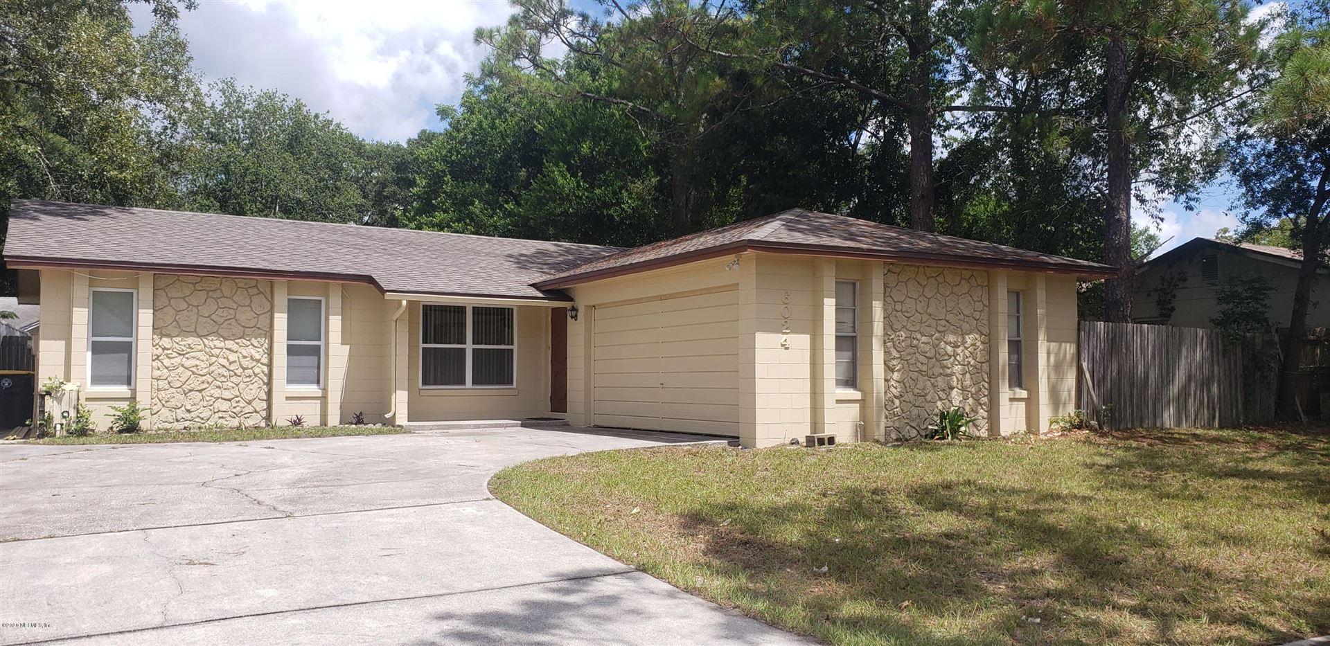 6024 JAGUAR DR W, Jacksonville, FL 32244 - MLS#: 1064878