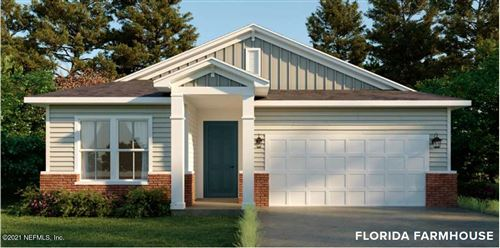 Photo of 795 RUSTIC MILL DR #Lot No: Homesite 1, ST AUGUSTINE, FL 32092 (MLS # 1128879)