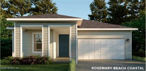 Photo of 586 RUSTIC MILL DR #Lot No: Homesite 5, ST AUGUSTINE, FL 32092 (MLS # 1128881)