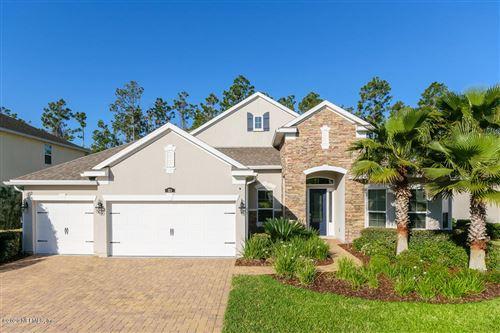 Photo of 324 ENREDE LN #Lot No: 95, ST AUGUSTINE, FL 32095 (MLS # 1034890)
