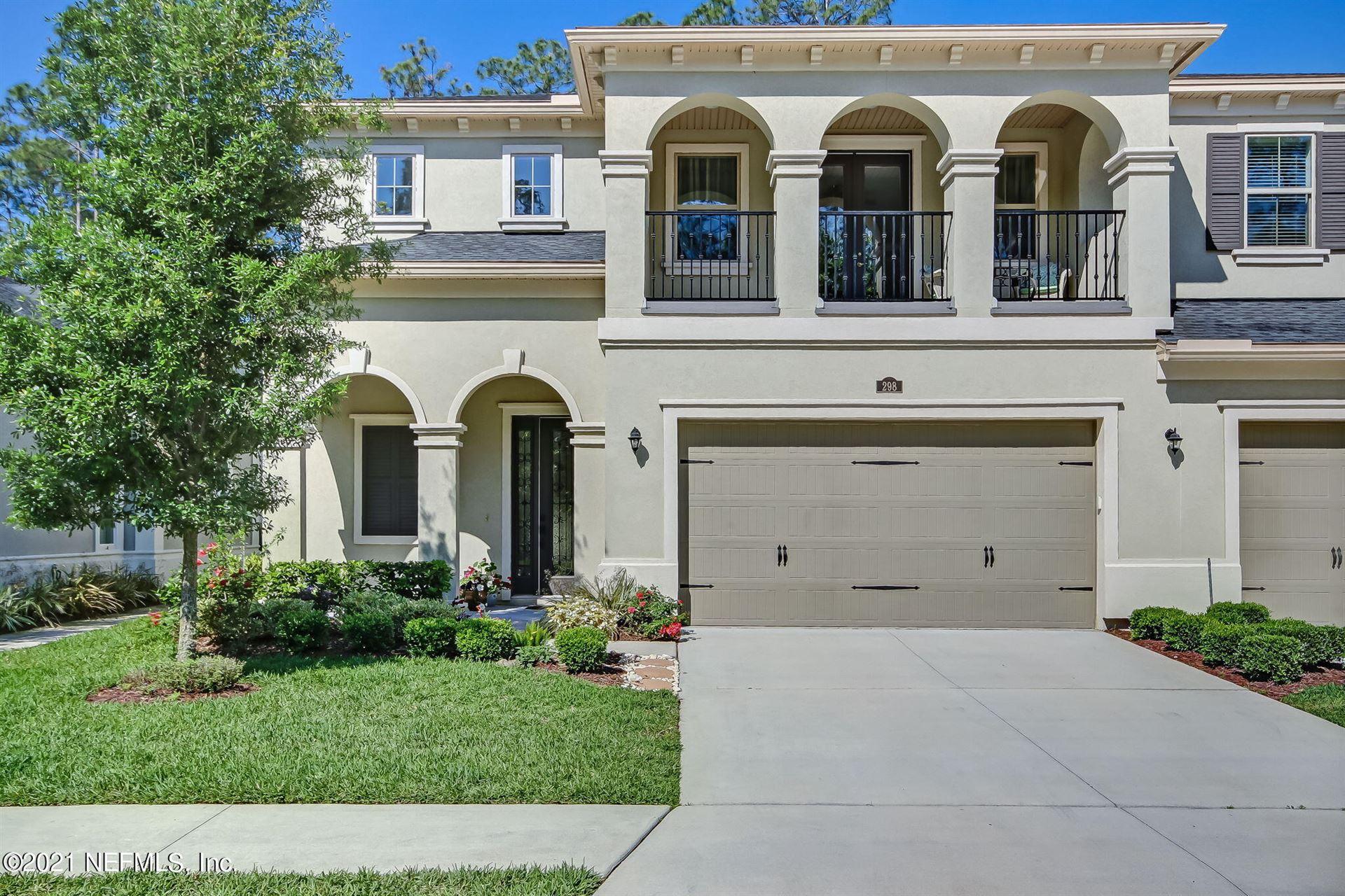 298 WINGSTONE DR, Jacksonville, FL 32081 - MLS#: 1102895