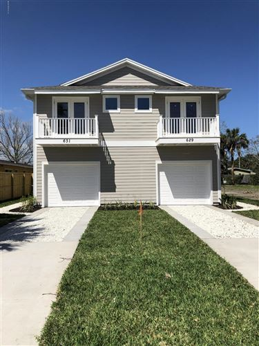 Photo of 631 4TH AVE S, JACKSONVILLE BEACH, FL 32250 (MLS # 1033903)