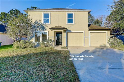 Photo of 15750 CANOE CREEK DR, JACKSONVILLE, FL 32218 (MLS # 1031910)