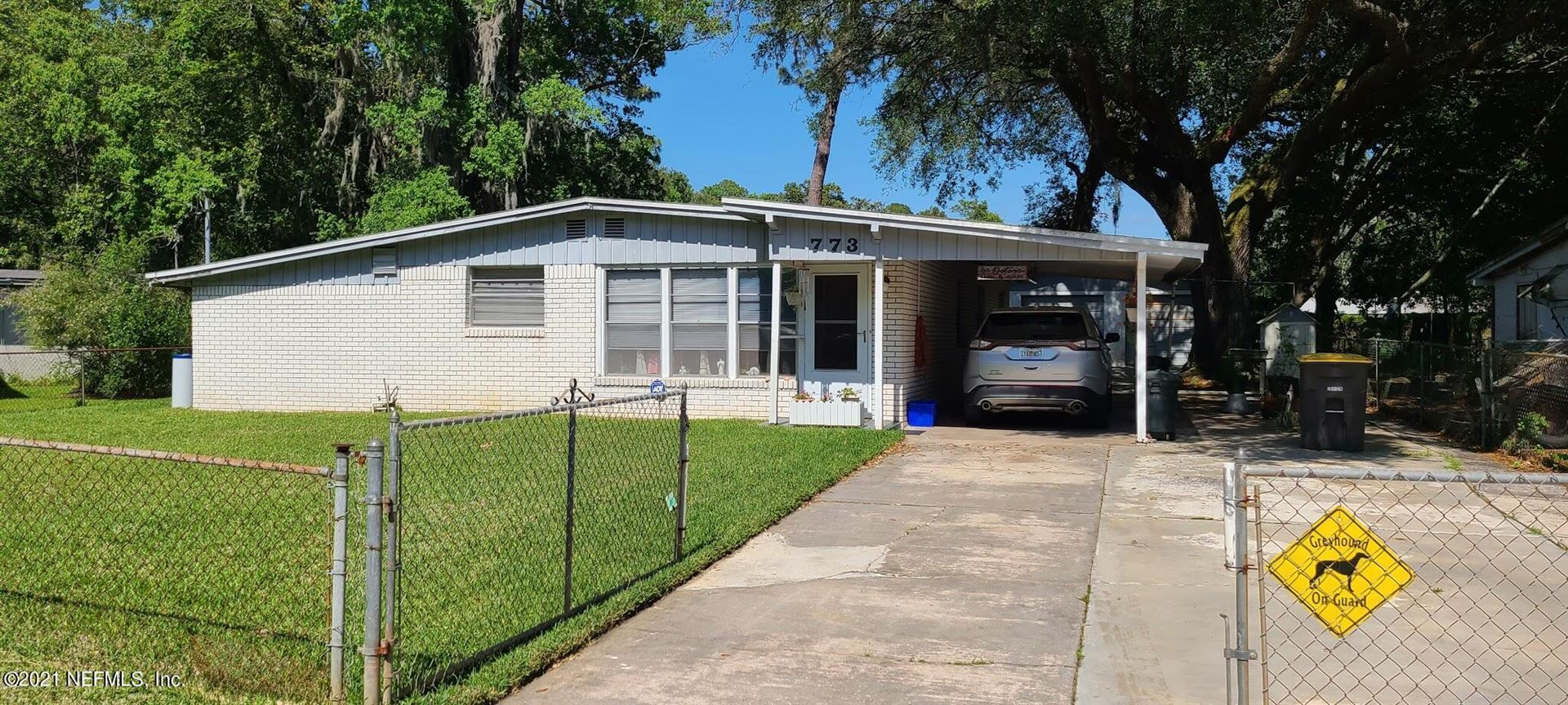 773 LE BRUN DR, Jacksonville, FL 32205 - MLS#: 1106917
