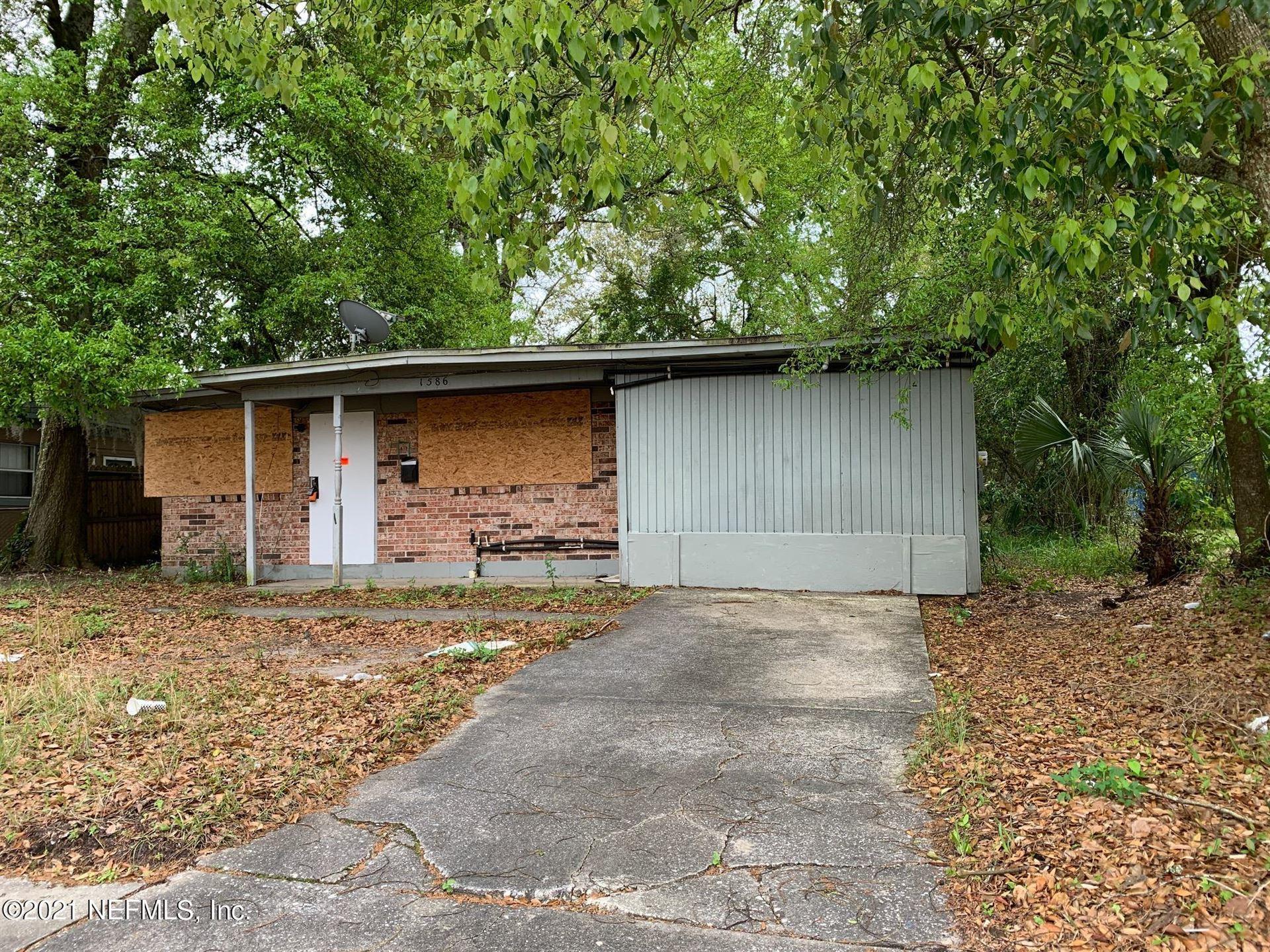 1586 W 36TH ST, Jacksonville, FL 32209 - MLS#: 1100945