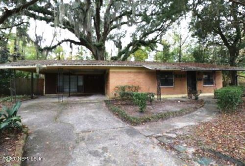 Photo of 6166 RAMAR CT, JACKSONVILLE, FL 32209 (MLS # 1032947)
