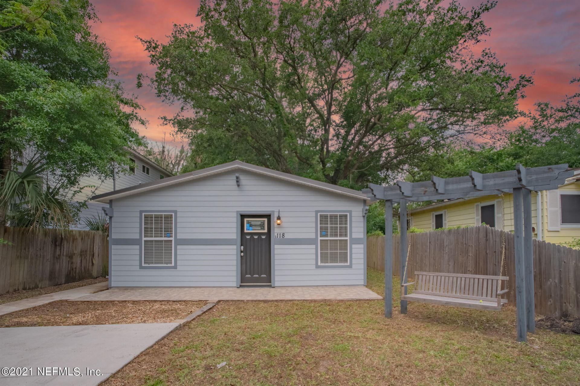 118 TWINE ST, Saint Augustine, FL 32084 - MLS#: 1105947