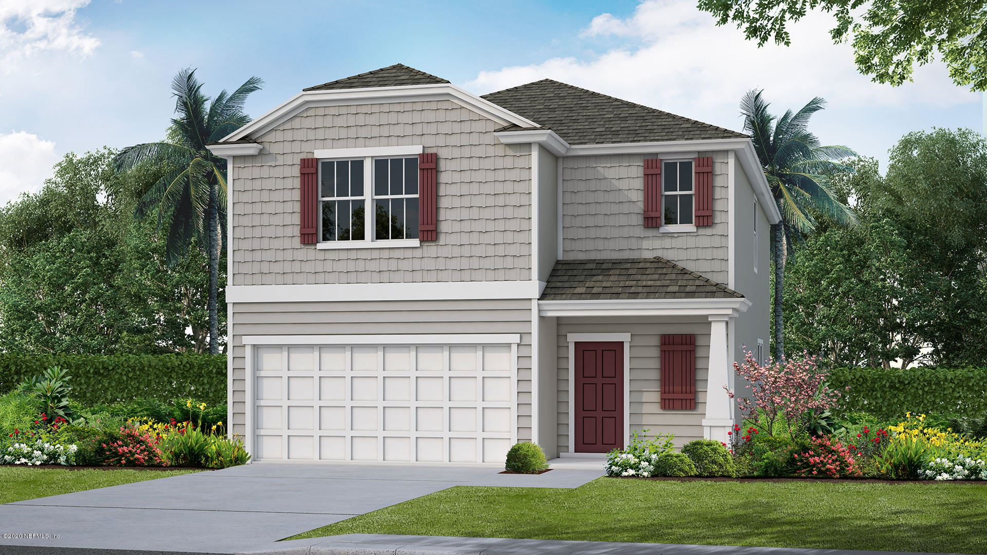 2090 NOTTOWAY WOODS LN #Lot No: 150, Jacksonville, FL 32220 - #: 1056954