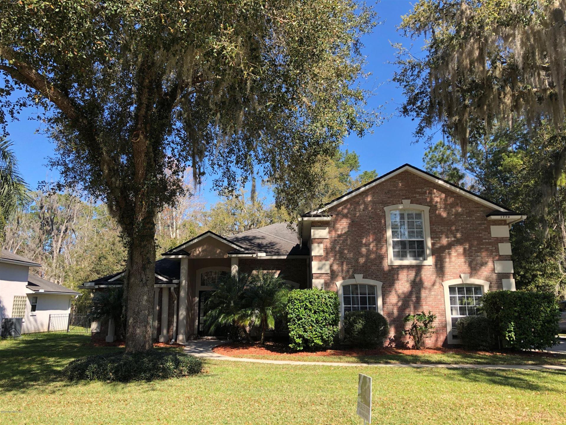 1884 Plantation Oaks Dr, Jacksonville, FL 32223   MLS ...